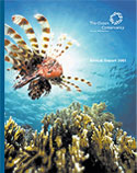 Ocean Conservancy 2001