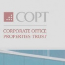 Corporate Office Properties Trust - Website Design and Development
