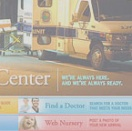 Southern Maryland Hospital Center - Website Redesign and Development