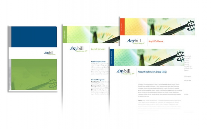 Anybill - Print Marketing Campaign