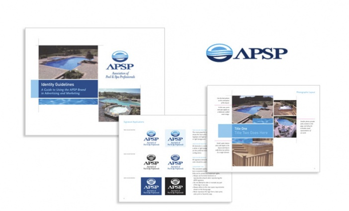Association of Pool & Spa Professionals - Brand Identity