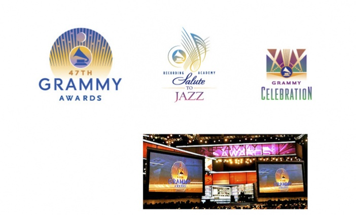 The Recording Academy - 47th Annual Grammy Awards Logo