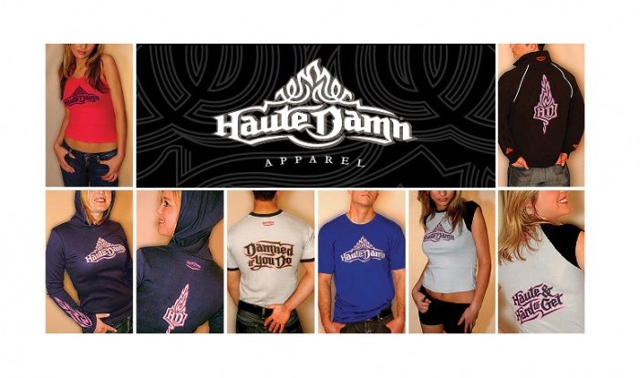 Haute Damn - Clothing Brand