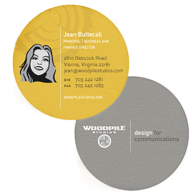 Jean Buttecali Business Card