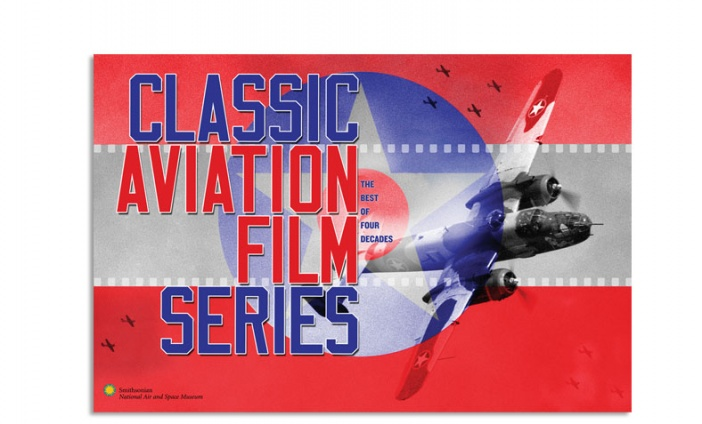 National Air and Space Museum - Classic Aviation Film Series Branding