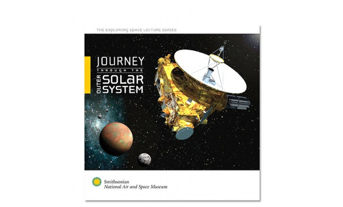 National Air and Space Museum - 2007 Exploring Space Lectures Brochure