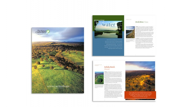 The Nature Conservancy - Annual Report