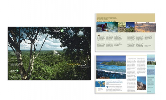 Nature Conservancy - Second Annual Report