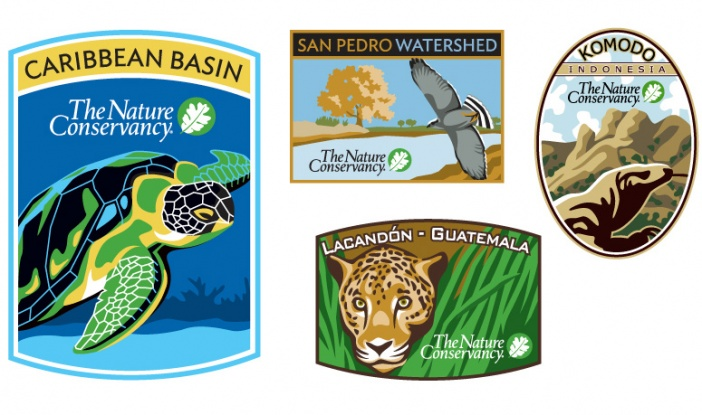 The Nature Conservancy - The Nature Conservancy Patches