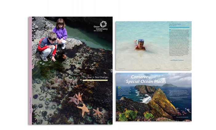 Ocean Conservancy - Annual Report
