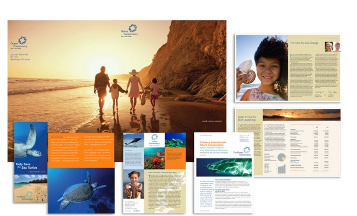 Ocean Conservancy - Marketing Campaign