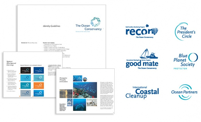 The Ocean Conservancy - Brand Sub-Identifiers