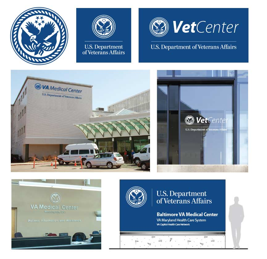 US Department of Veterans Affairs Proposed Environmental Signage